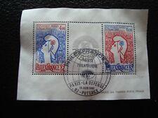FRANCIA - sello yvert y tellier colección nº 8 matasellados (Z13) stamp french
