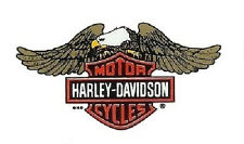 HARLEY-DAVIDSON AQUILA Finestra Adesivo WINDSHIELD Eagle B + S window DECAL HD