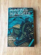 Master Mariner - Norah Smaridge - First Edition 1967 - Hardback Book - 1st