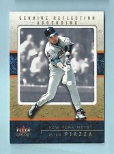 MIKE PIAZZA 2003 FLEER GENUINE REFLECTION ASCENDING /19