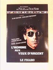 DVD / L'HOMME AUX YEUX D'ARGENT / ALAIN SOUCHON / COMME NEUF