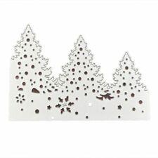 DIY Metal Christmas Tree Cutting Die Embossing Stencil Mold Art Scrapbook Card