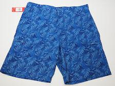 Chaps Golf Stretch Deep Ocean shorts size 36