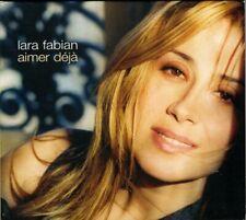 LARA FABIAN 'AIMER DEJA' / CD SINGLE DIGIPACK