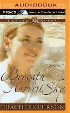 De Roses: Beneath a Harvest Sky 3 by Tracie Peterson (2015, MP3 CD, Abridged)