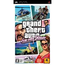 Used PSP Grand Theft Auto: Vice City Stories Japan Import