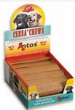 Antos Cerea Flat Strips x 8 ~ Vegetable-Based Dog Chews ~ 180mm / 18cm Long Each