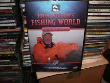 John Wilson's Fishing World - North America (DVD, 2010)