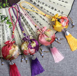 Traditional Chinese Brocade Scent Bag (empty)