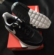 Nike Air Max 1 Trainers UK Size 6 Black/White Brand New in Box.