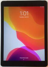 "SPACE GRAY GSM UNLOCKED 9.7"" APPLE iPad AIR 2, 64GB WI-FI + CELLULAR A1567 C65C"