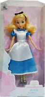 Official Disney Store Alice In Wonderland Classic Doll Posable Figure RARE