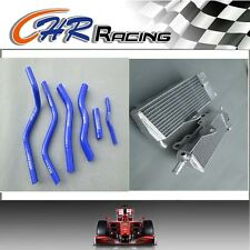 Aluminum Radiator & hose for HONDA CR125R/CR125 1990-1997 1991 1992 1993 1994 95