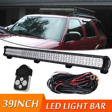 39inch 252W Led Work Light Bar Spot Flood Combo Work Driving SUV Offroad 40/38