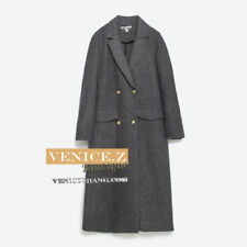 Zara Wool Blend Dry-clean Only Coats, Jackets & Vests for Women