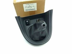 New OEM Ford Mustang Shifter boot Console Panel Trim Finish Cigarette Lighter