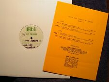 "Razormaid - 'Dis Be Only A Test Volume 3 - Test Pressing U.S. 12"" Vinyl"