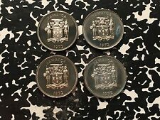 1972 Jamaica 5 Cent (4 Available) High Grade! Beautiful! (1 Coin Only)