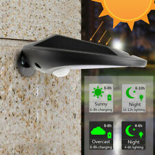 Seguridad energía solar 30 LED PIR Sensor movimiento luz de pared Flood Garden