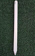 PLASTIC WHITE PLANT / SEED LABELS 60 CM