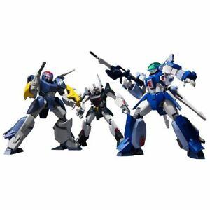 Japan Bandai super mini pla minipla Blue met SPT Raisner