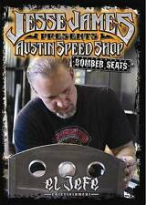 Bomber Seats Austin Speed Shop Jesse James Present NEW SEALED  DVD WEST  COAST