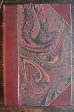 GERARD CHARLES: Essai faune historique mammiferes sauvages de l'Alsace, 1871
