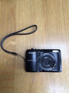 Nikon Coolpix L26. Spares Or Repair.