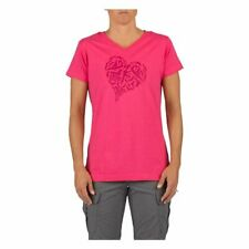 5.11 Tactical Women's Heart of Steel T-Shirt, Pink, Style 31004AN