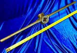 """Vintage Toledo No. 30 3 in 1 die set pipe threading tool 1/2"""" 3/8"""" 3/4"""""""