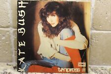 """Kate Bush - Wuthering Heights b/w Kite - Poland 7"""" Single with PS - VG Condition"""