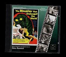 Heinz Roemheld  The monster that challenged the world  soundtrack CD