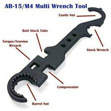 Tactical Wrench For Rifle Hunting Gun Wrench Remove Clean Maintain Tool Spanner
