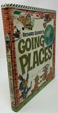 GOING PLACES Richard Scarry The Look & Learn Library Golden Press  Vintage