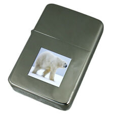 Engraved Lighter North Polar Bear