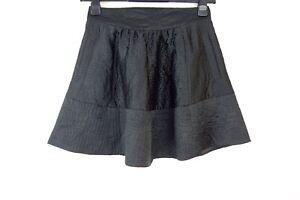 L'AGENCE Skirt Designer Skater Skirt size S