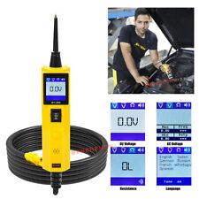 Car Circuit Tester Power Probe Automotive Electrical System Diagnostic 12V/24V