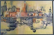 Alfred Leuenberger (1899-1975) - Ascona / Lago Maggiore