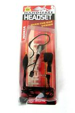 Sanyo Hands-Free Ear Bud Headset For Nokia Fits Many  Models  New in Sealed Pack
