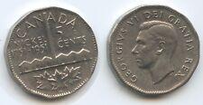 G6551 - Kanada 5 Cents 1951 KM#48 Nickel Bicentennial 1751-1951 Canada