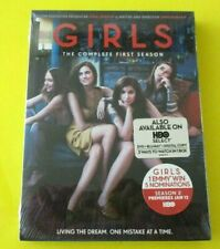 Girls The Complete First Season DVD Box Set Lena Dunham Allison Williams HBO NEW