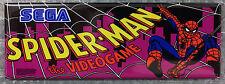 Spider-Man Arcade Game Marquee Fridge Magnet