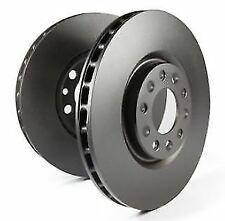 D1167D EBC Standard Brake Discs Front (PAIR) OE Equivalent (Front Pair)