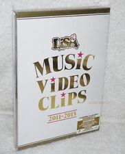 LiSA MUSiC ViDEO CLiPS 2011-2015 Taiwan Ltd 2-DVD+Postcard