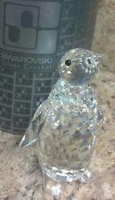 Swarovski Crystal Figurine 7643 NR 85 LARGE PENGUIN Retired Original Box