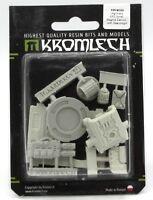 Kromlech KRVB028 Legionary APC Turret Magma Cannon with Searchlight Vehicle Bit
