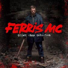 FERRIS MC - GLÜCK OHNE SCHERBEN  CD NEU
