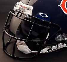CHICAGO BEARS NFL Schutt EGOP Football Helmet Facemask/Faceguard (NAVY BLUE)