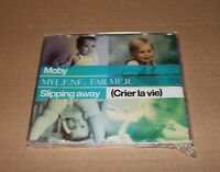 MYLENE FARMER - MOBY - MAXI CD SLIPPING AWAY - NEUF
