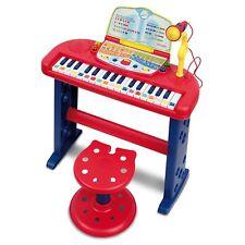 Bontempi SN3650.2/I Organo Elettronico a 32 Tasti Con Microfono e Sgabello
